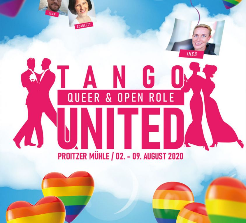 Tango United, Queer & Open Role