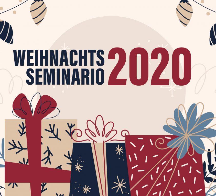 WEIHNACHTSSEMINARIO 2020