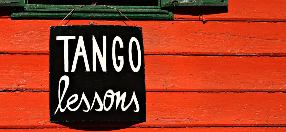 Buenos Aires Tango Lessons