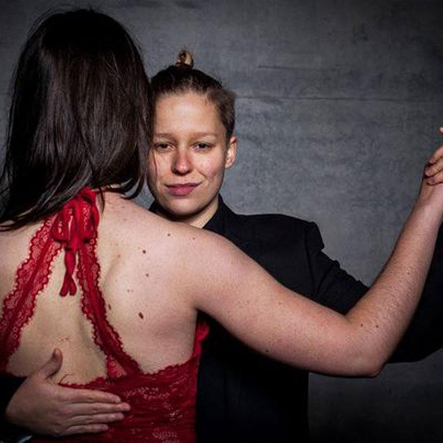 Tangolehrer Julian Emmerich
