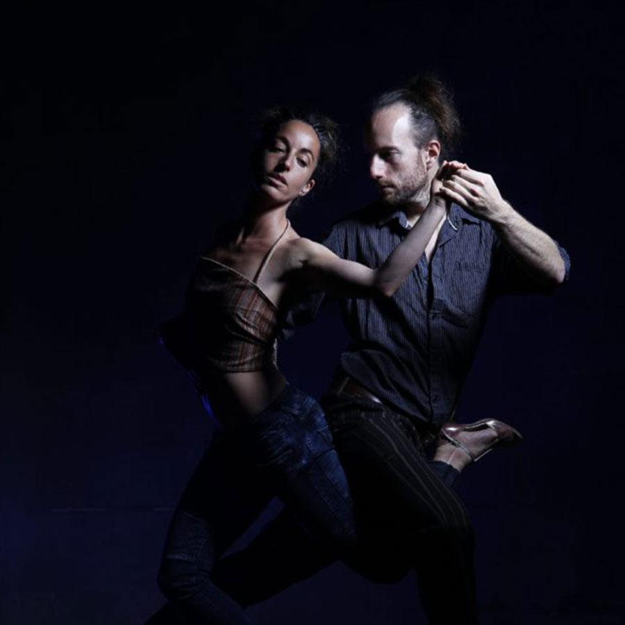 Tangolehrer Sebastian & Chantal